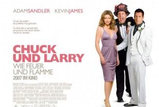 """#024 """"Chuck und Larry – Wie Feuer und Flamme"""""""