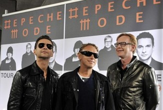 "Weltpremiere: Depeche Mode ""Wrong"""