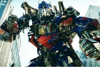Transformers – Crash bei den Dreharbeiten