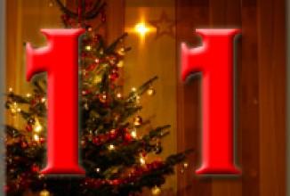 Weihnachtskalender Türchen 11