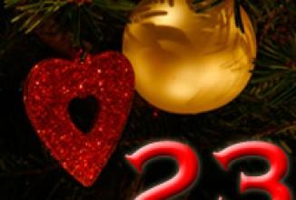 Weihnachtskalender Türchen 23