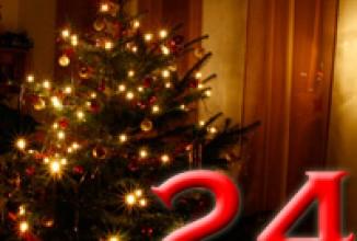 Weihnachtskalender Türchen 24