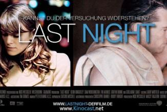 "#189: ""Last Night"""