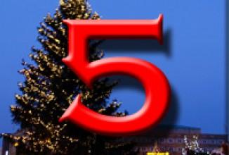 Weihnachtskalender Türchen 5