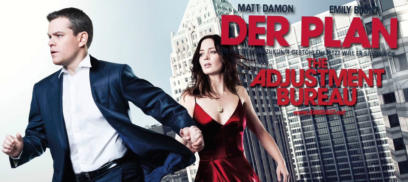 Adjustment Bureau Der Plan Film Matt Damon
