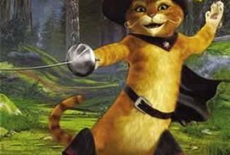 Teaser: Puss in Boots 3D