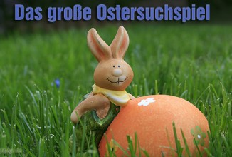 Gewinnspiel: Das große Ostersuchspiel