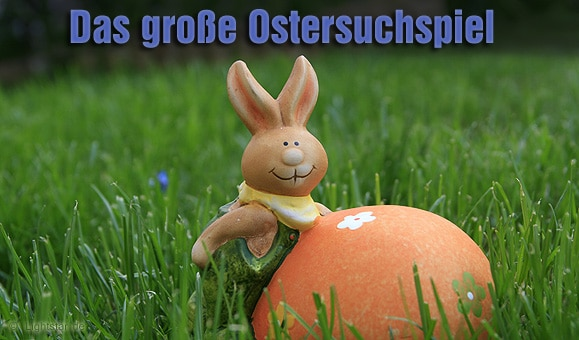 Das grosse Ostersuchspiel 2011