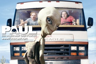 """Kinocast #206: """"Paul – Ein Alien auf der Flucht"""""""