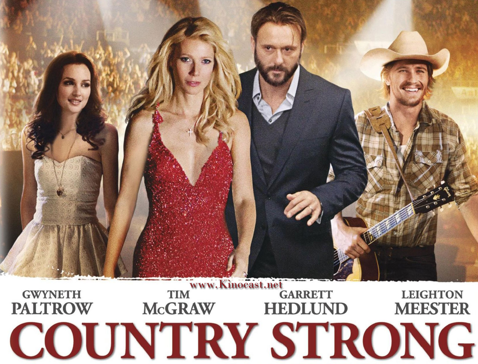 Country Strong Film Poster