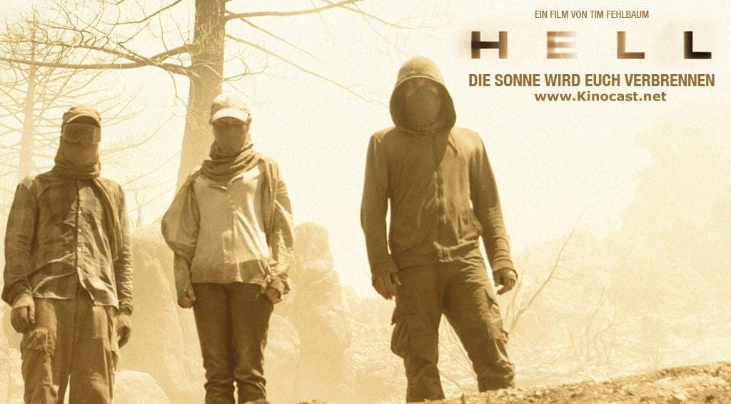 Hell Die Sonne wird euch verbrennen Film Poster