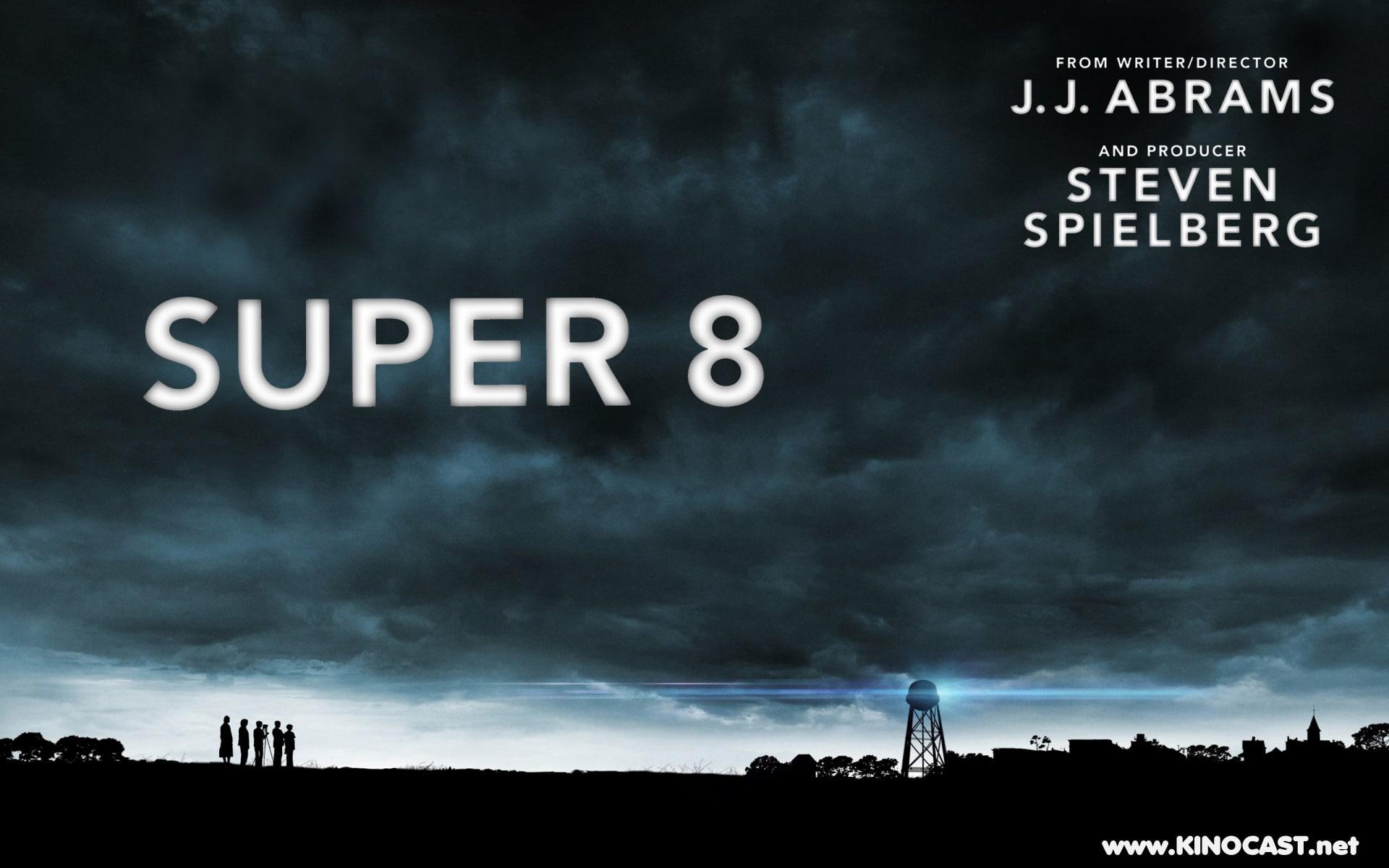 Super 8 Filmposter
