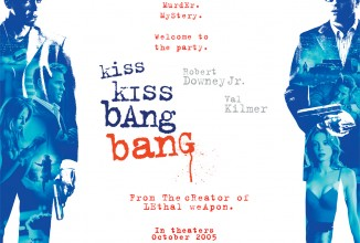 "#006 DVD Check ""Kiss Kiss Bang Bang"""