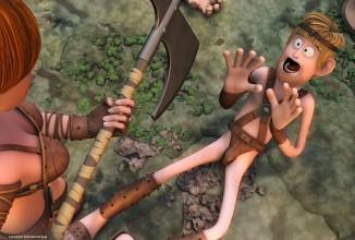 #231: Ronal der Barbar 3D, Menschenliebe