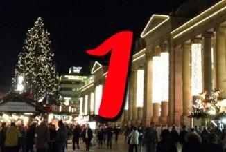 Weihnachtskalender 2012 Tür 1
