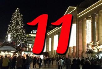 Weihnachtskalender 2011 Türchen 11