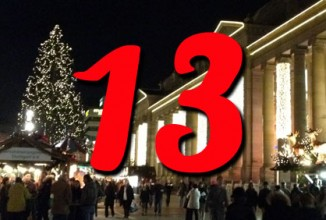 Weihnachtskalender 2011 Türchen 13
