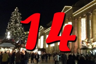 Weihnachtskalender 2014 Türchen 14