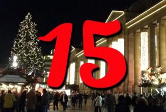 Weihnachtskalender 2011 Türchen 15