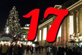 Weihnachtskalender 2011 Türchen 17