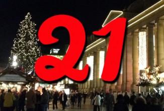 Weihnachtskalender 2011 Türchen 21