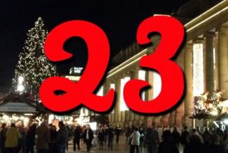 Weihnachtskalender 2011 Türchen 23