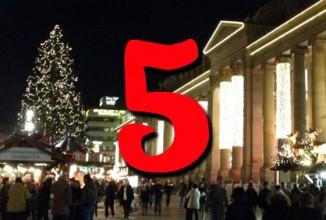 Weihnachtskalender 2011 Türchen 5