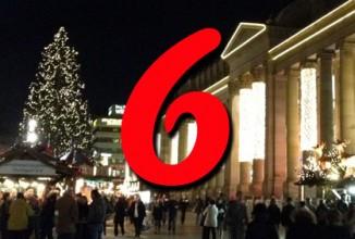 Weihnachtskalender 2011 Türchen 6