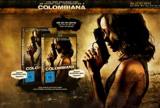"Bluray Check + Gewinnspiel: ""COLUMBIANA"""