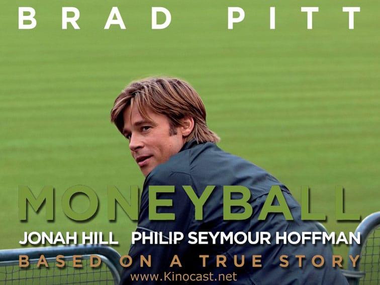 Moneball Brad Pitt