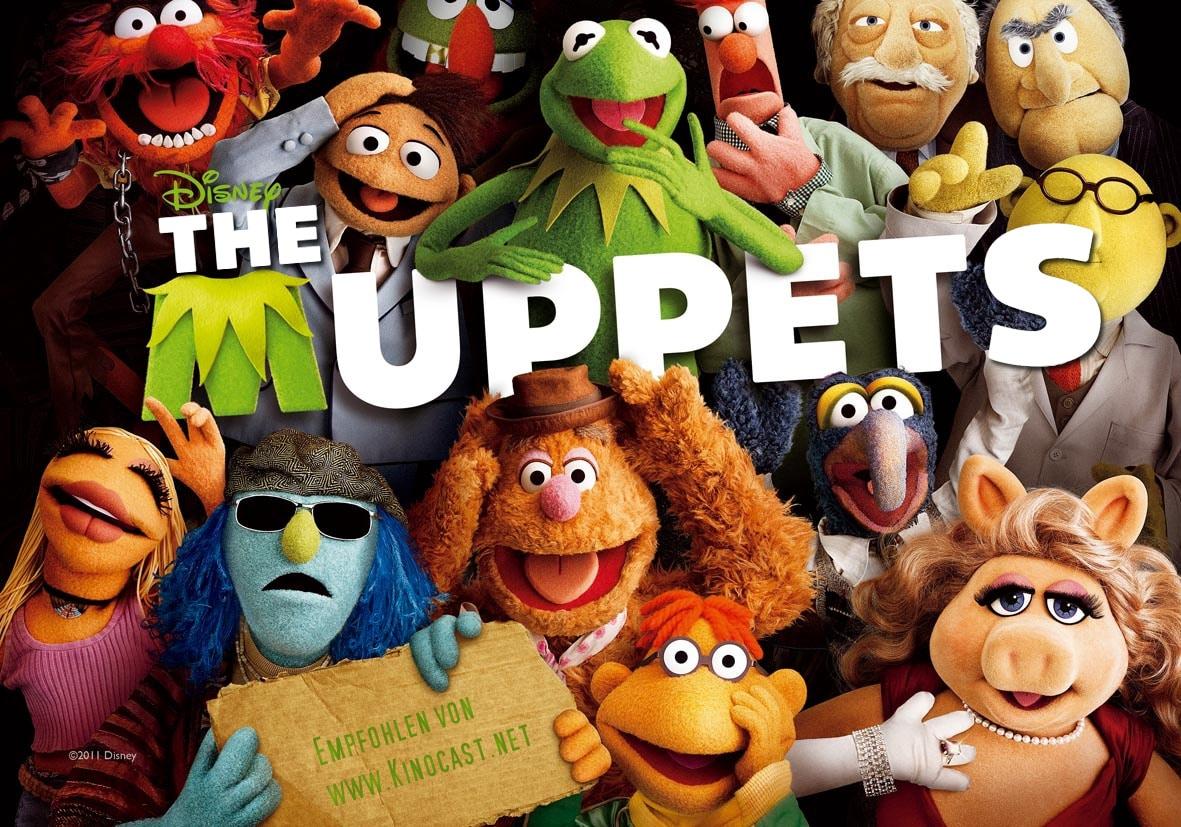 Muppets-Film-Poster-Deutsch