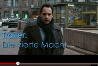 Die vierte Macht | Deutscher Trailer HD