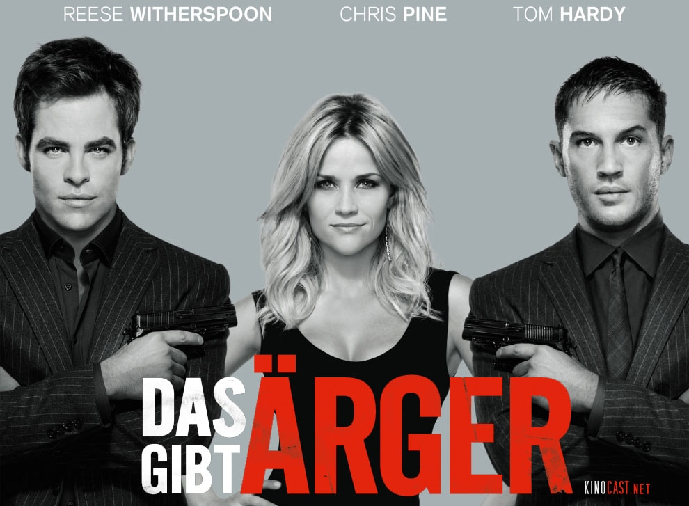 Das-gibt-Aerger-Film-Poster