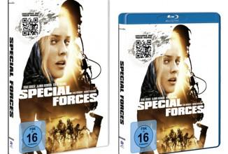 """Blu-ray Gewinnspiel """"Special Forces"""""""