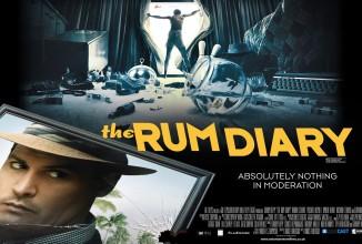"""#255 """"Rum Diary"""""""