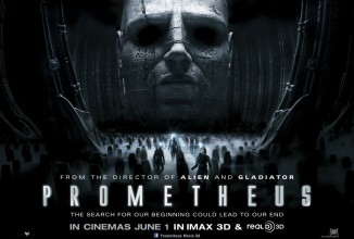 DVD/Blu-ray Tipp: PROMETHEUS
