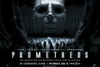 DVD/Blu-ray Tipp: PROMETHEUS