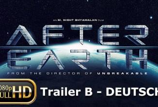 After Earth – Trailer B – deutsch