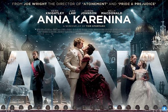 Anna Karenina - Oscar 2013