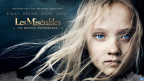 Les Misérables - Oscar 2013