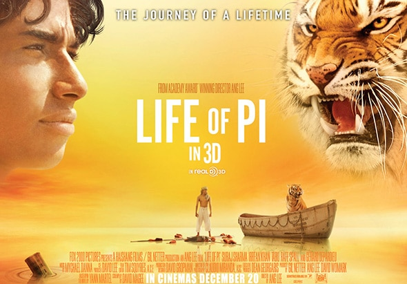 Life of Pi - Oscar 2013