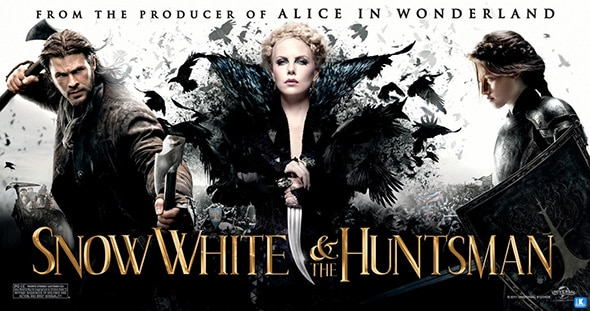 Snow White and the Huntsmen - Oscar 2013