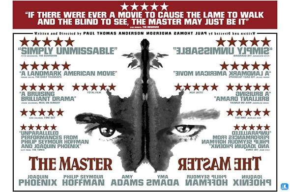 The Master - Oscar 2013