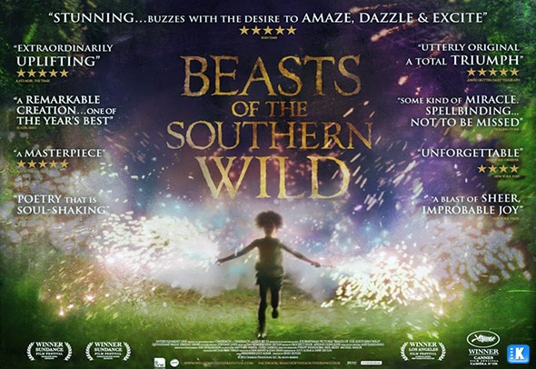 Beasts of the Southern Wild - Oscar 2013
