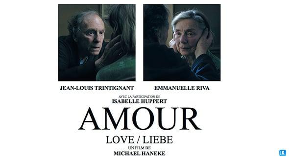Liebe - Amour - Love - Oscar 2013