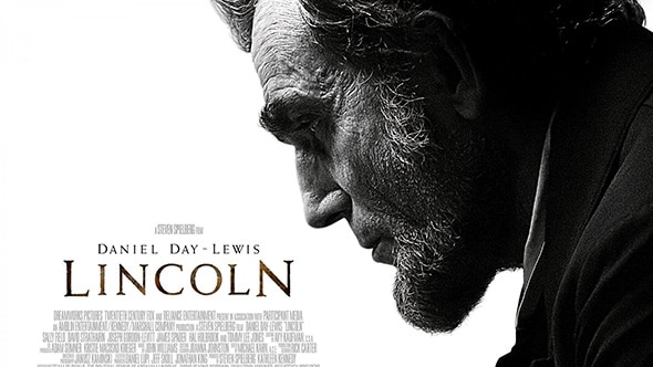 Lincoln -  Movie Poster - Oscar 2013