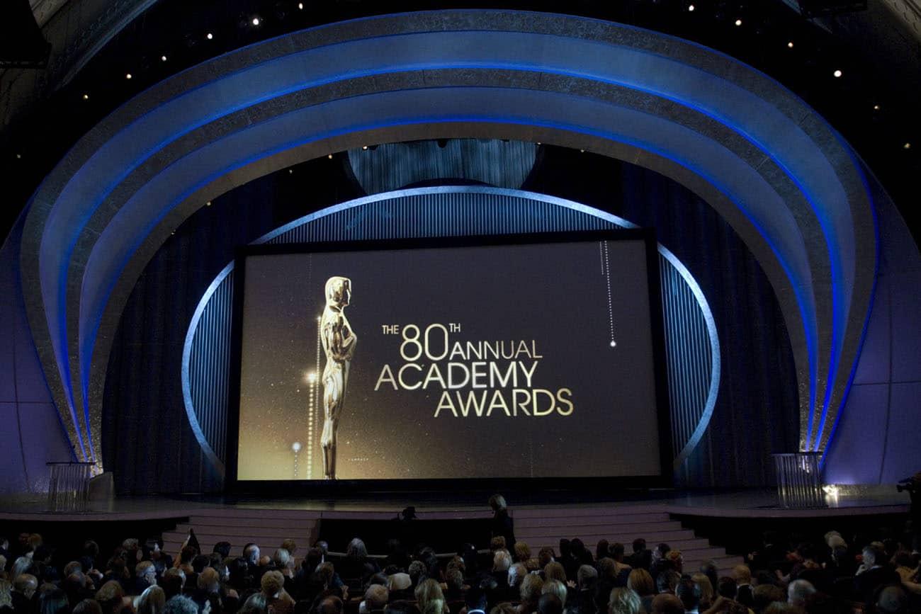 Oscars 2008 ©A.M.P.A.S