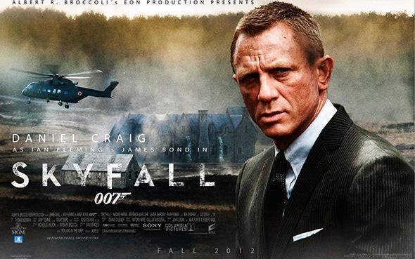 SKYFALL - Oscar 2013