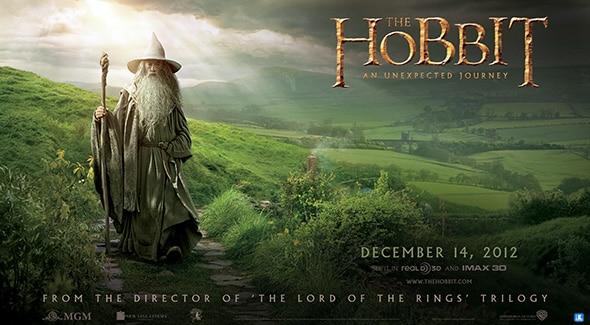 Hobbit - Oscar 2013