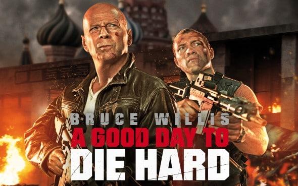 Stirb langsam 5 + Die Hard 5 + A good day to die hard